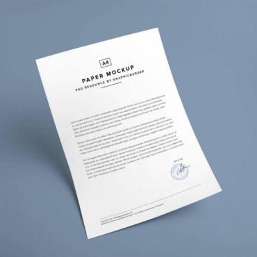 a4-paper-psd-mockup