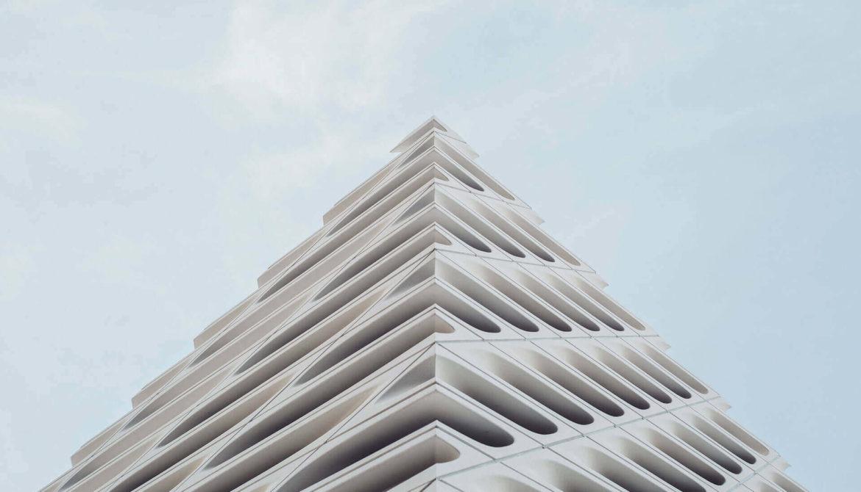 Manhattan staircase sculpture
